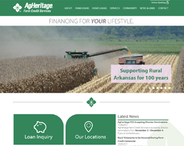 AgHeritage Farm Credit Services