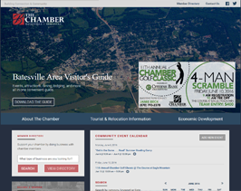 The Batesville Area Chamber of Commerce