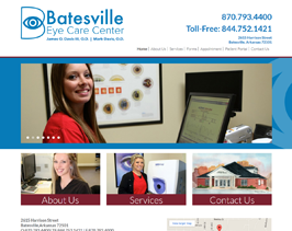 Batesville Eye Care Center