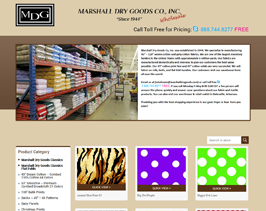 Marshall Dry Goods Wholesale