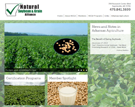 Natural Soybean & Grain Alliance
